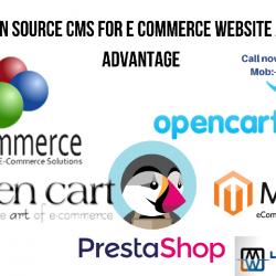 best open source ecommerce cms