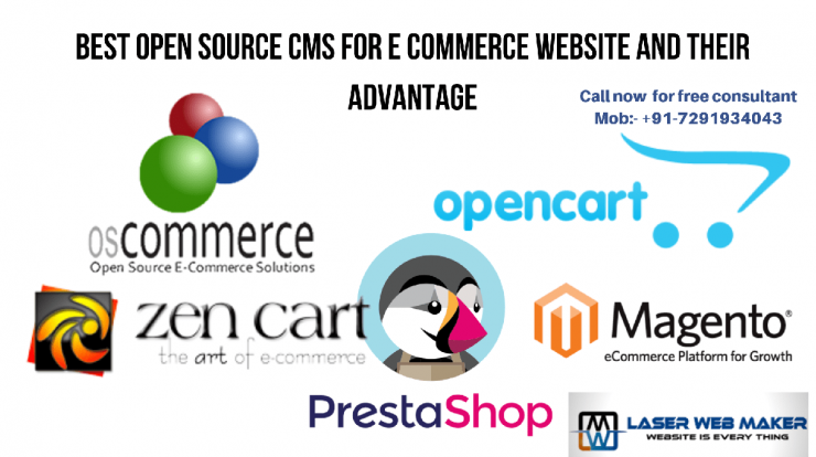 best open source ecommerce cms
