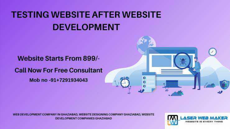 Web development company in ghaziabad