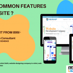 Common Features in a Website