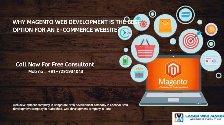 Web development company in Bangalore