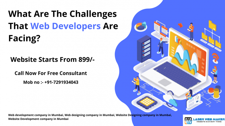 What Are The Challenges That Web Developers Are Facing