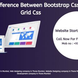 What is Difference Between Bootstrap CSS and Grid CSS