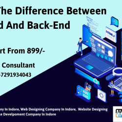 What Is The Difference Between Front End And Back End