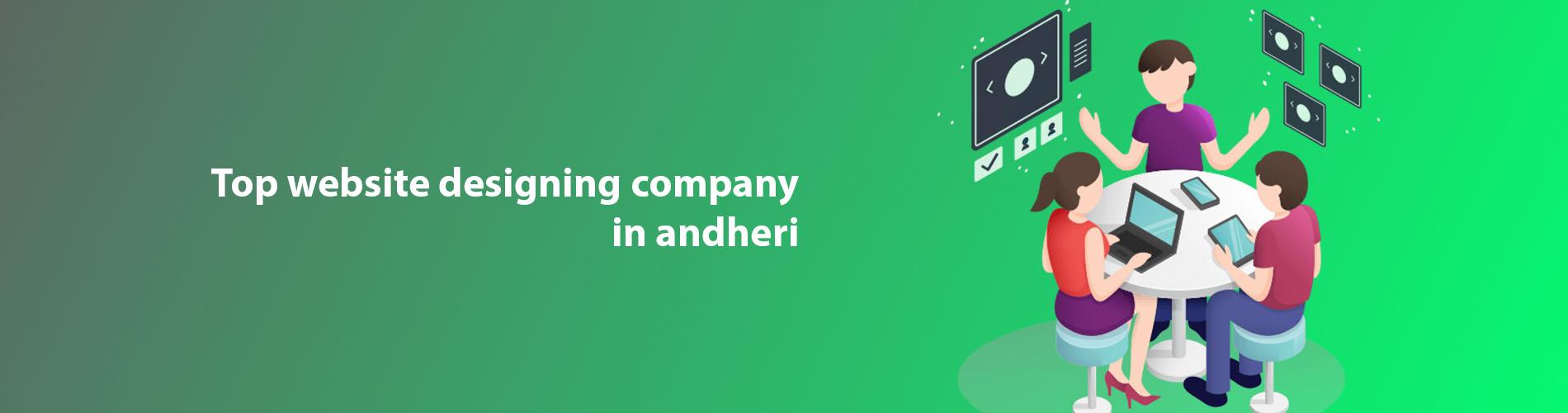 web designing company in andheri mumbai