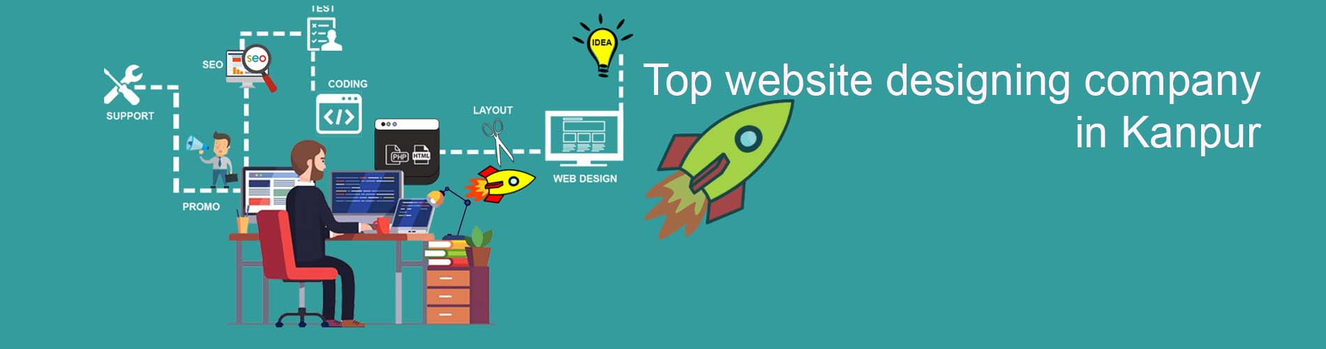 web designing company in kanpur