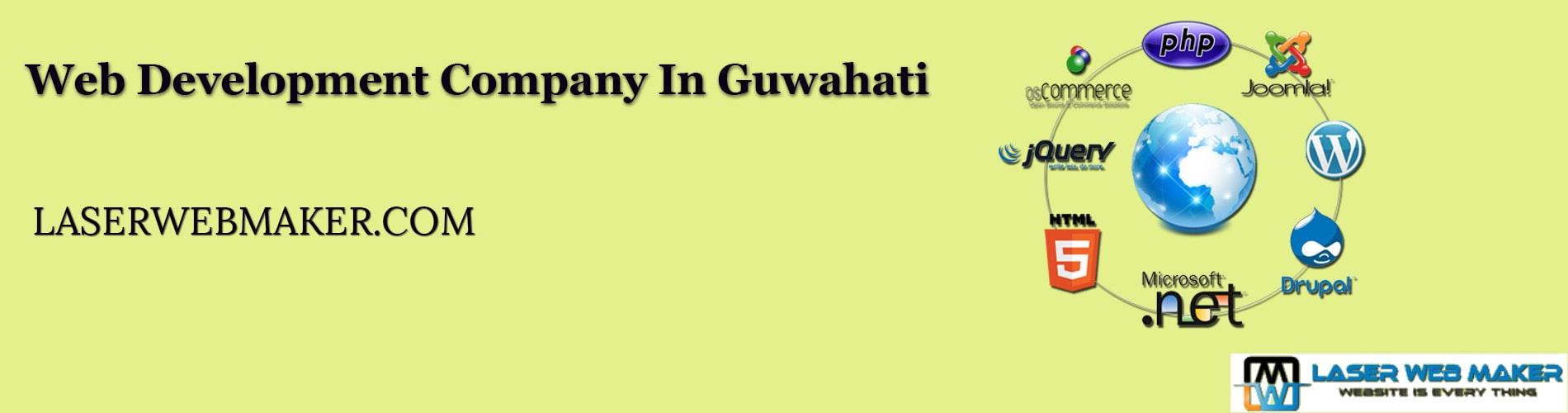Top Web Development Company In Guwahati
