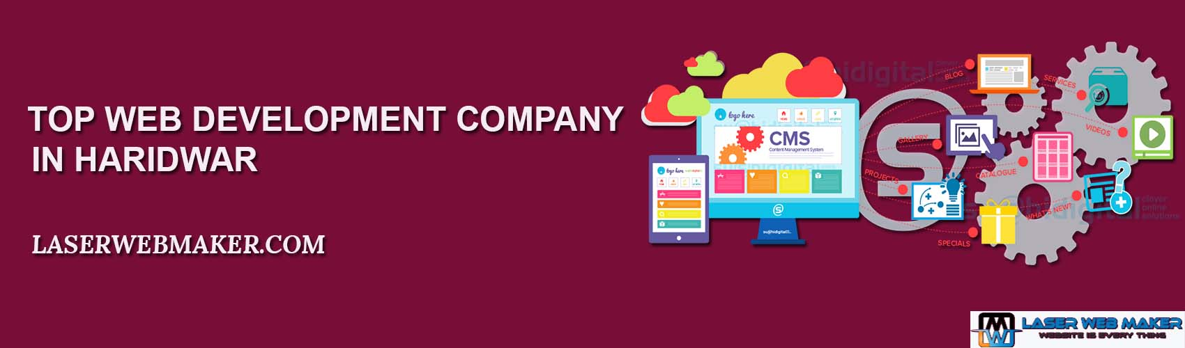 Top Web Development Company In Haridwar