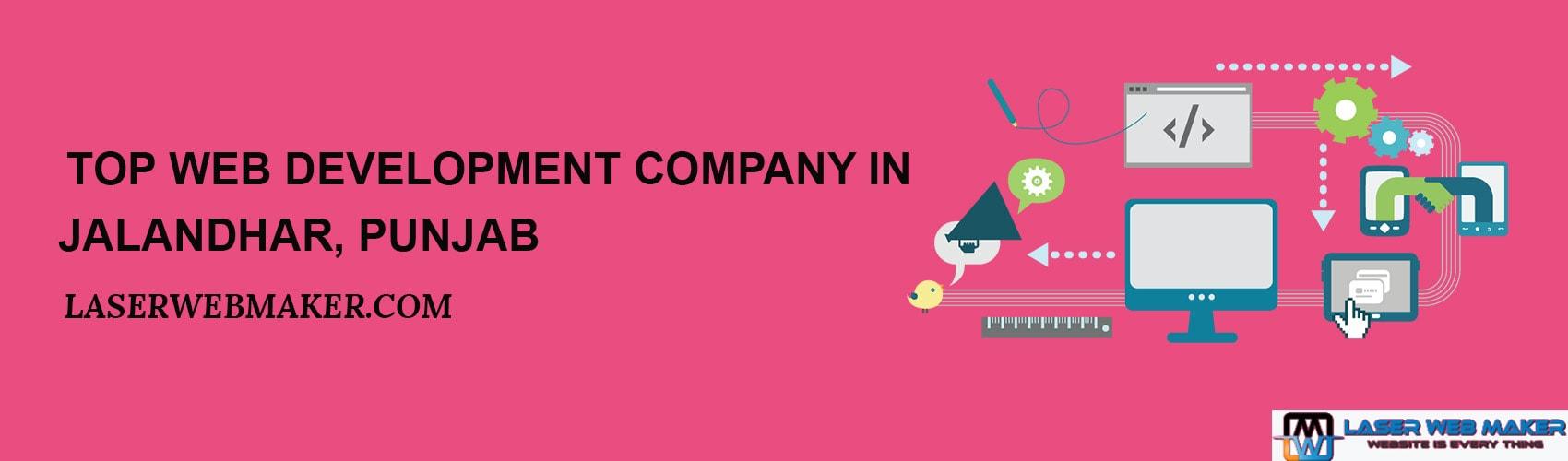 Top Web Development Company In Jalandhar