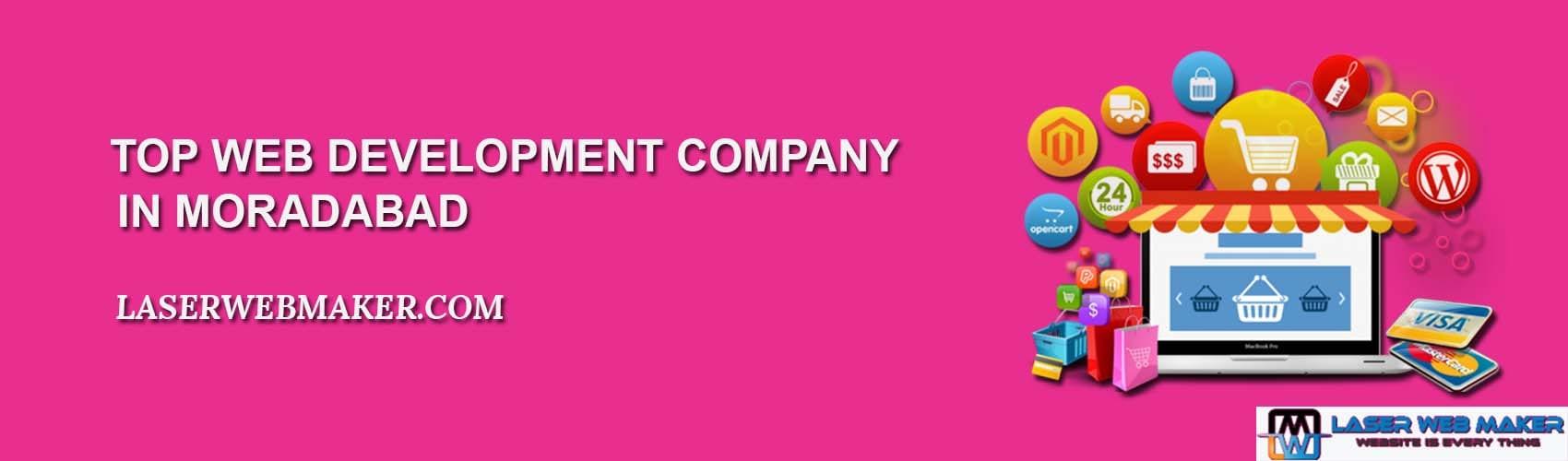 Top Web Development Company In Moradabad