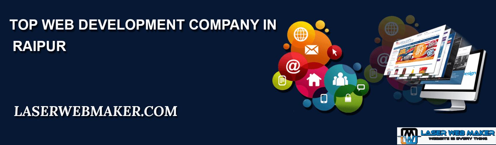 Top Web Development Company In Raipur