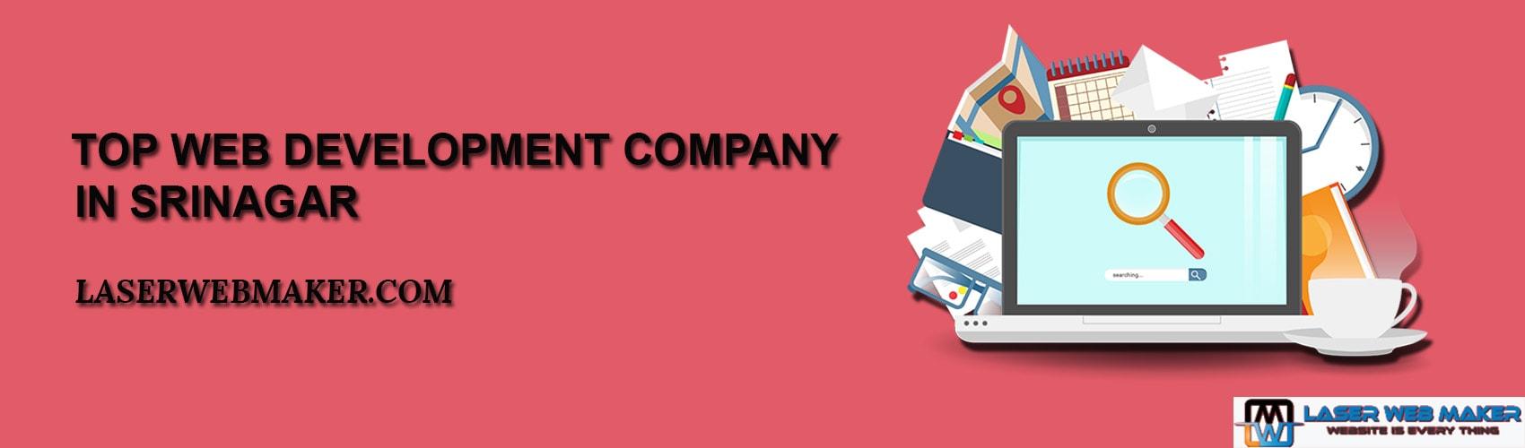 Top Web Development Company In Srinagar