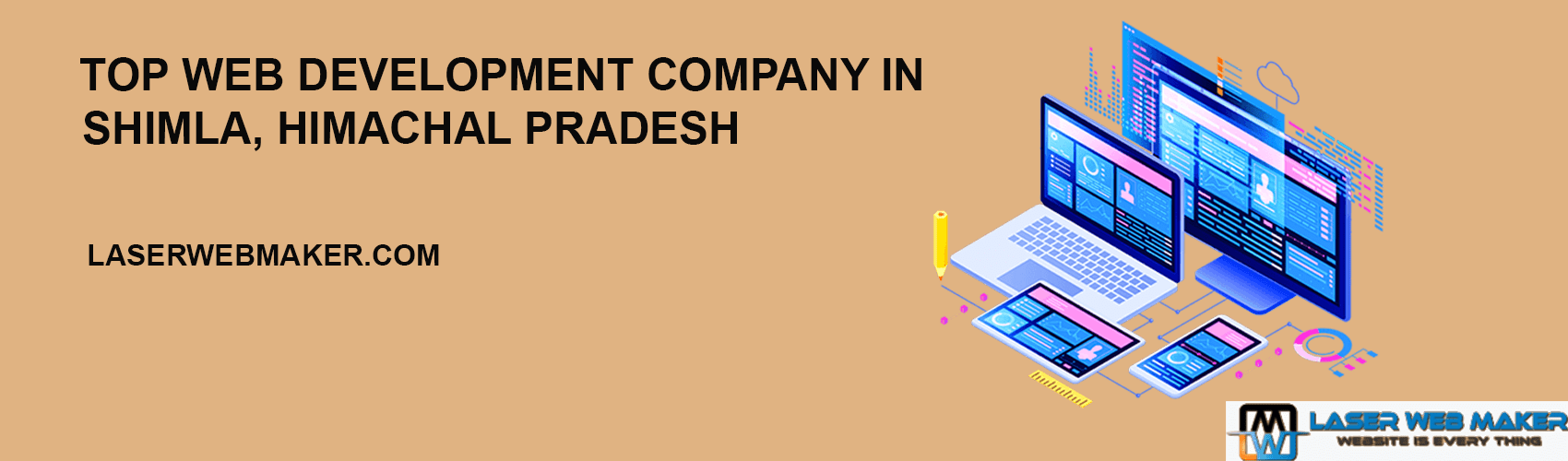 Top web development company in Shimla, Himachal Pradesh