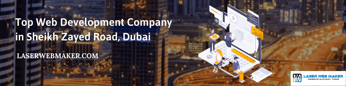 Top Web Development Company in Sheikh Zayed Road, Dubai